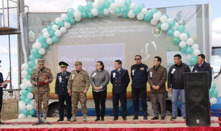 Дорнод аймгийн хилийн цэргийн 0306-р анги эрчим хүчинд холбогдлоо