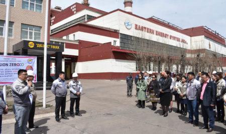 Үйлдвэрлэлийн ослын улмаас амь үрэгдсэн ажилчдын дурсгалыг хүндэтгэх өдөр