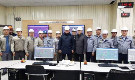 """Монгол Улсын Ерөнхий сайд У.Хүрэлсүх """"Дорнод бүсийн эрчим хүчний систем"""" ТӨХК-ийн ажилтай танилцлаа"""