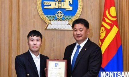 Монгол улсын ерөнхий сайдын нэрэмжит улсын уралдааны шилдгээр шалгарчээ